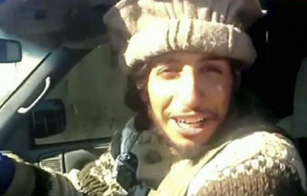 Abdelhamid Abaaoud.presunto cerebro de los atentados del viernes recién pasado en París.