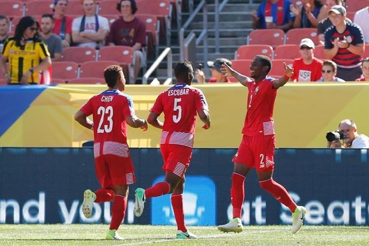 USA venció a Martinica por el Grupo B — Copa Oro