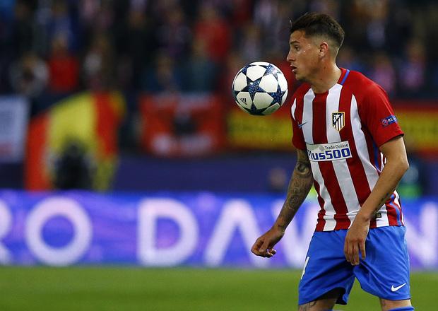 José María Giménez sufrió una fractura traumática de los huesos propios de la nariz. (Foto Prensa Libre: Tomada de internet)
