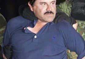 Joaquín, el Chapo Guzmán, denuncia ante juez supuesto maltrato en prisión. (Foto Prensa Libre: AP).