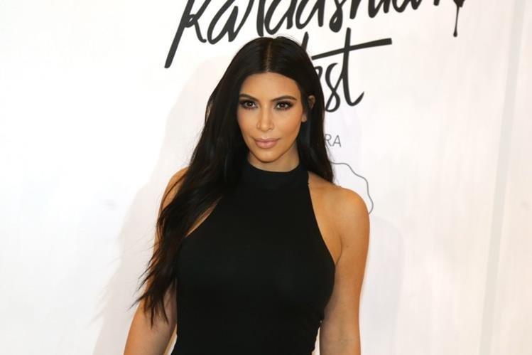 Kim Kardashian tiene más de 54 millones de seguidores en Twitter. (Foto Prensa Libre: Zeleb).