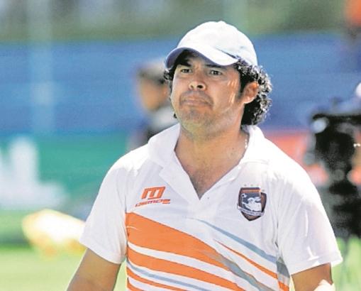 Chejo Guevara, técnico de la Usac dirigió en la Liga Nacional a Mictlán. (Foto Prensa Libre: Hemeroteca PL)