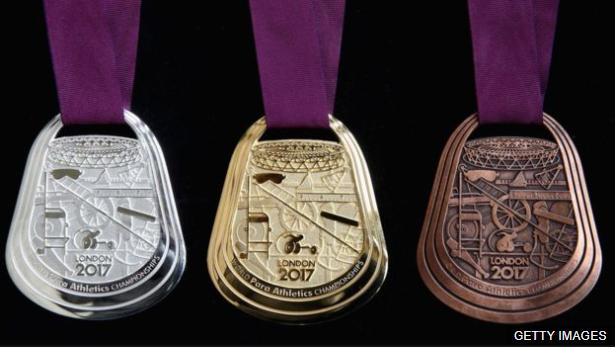 Los Campeonatos Mundiales de Para Atletismo comenzará este viernes en el estadio de Londres, el mismo que albergó los Juegos Olímpicos en 2012.