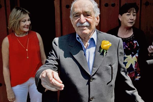 Gabriel García Márquez fue uno de los grandes escritores del continente (Foto Prensa Libre: Hemeroteca Pl).