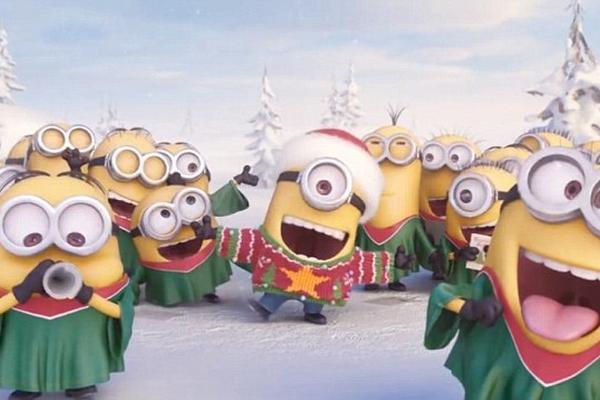 <p>Los peculiares personajes celebran la Navidad con su particular energía. (Foto Prensa Libre: Archivo)</p>