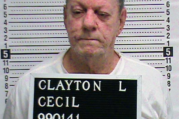 Cecil Clayton, ejecutado en EE. UU. (Foto Prensa Libre: AP)