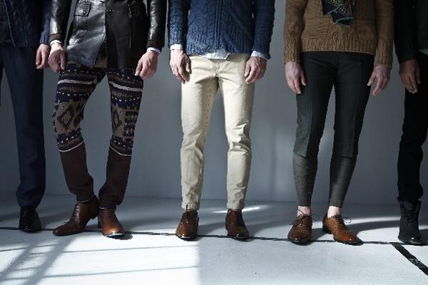 <p>Los gitanos que emigraron a países de Suramérica inspiraron la colección otoño/invierno para hombre y mujer, del diseñador peruano Sergio Dávila. <br></p>