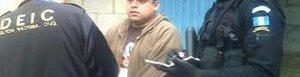 La detención se efectuó en Mixco