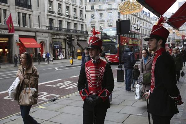 <p>Londres, Inglaterra. (Foto Prensa Libre: EFE)</p>
