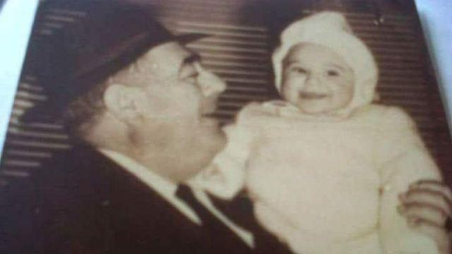 El padre adoptivo de Ascensión murió cuando ella tenía 8 años.