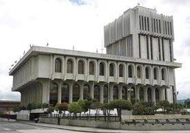 Organismo Judicial guatemalteco anunció subasta. (Foto: Hemeroteca PL)