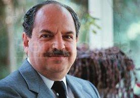 Jorge Serrano Elías fue presidente de Guatemala de 1991 a 1993. (Foto: Hemeroteca PL)