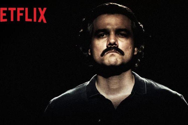 Narcos es una serie original de Netflix que trata sobre el Cartel de Medellín. Fue estrenada el 28 de agosto de 2015. (Foto Prensa Libre: YouTube).