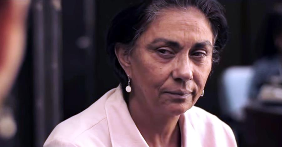 Alina Rodríguez durante una escena en el filme Conducta. (Foto Prensa Libre: Tomada de YouTube)