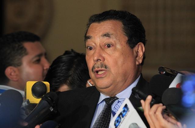 Cabrera fue denunciado en el MP por la congresista Nineth Montenegro. (Foto Prensa Libre: Hemeroteca PL)