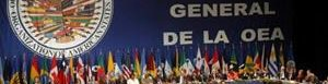 Asamblea de OEA.