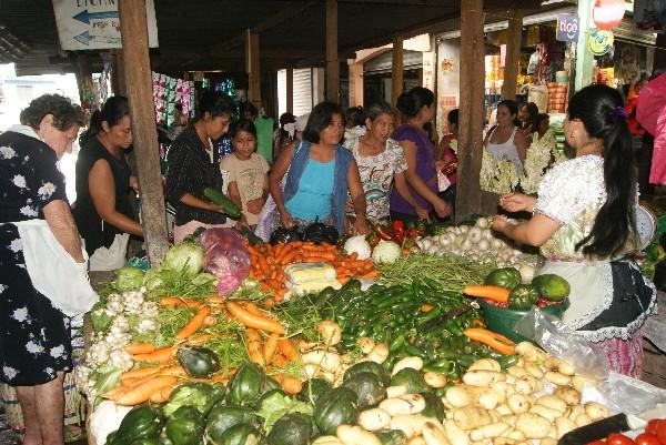 La agricultura es el medio de subsistencia de muchas familias en Centroamérica. (Hemeroteca PL)