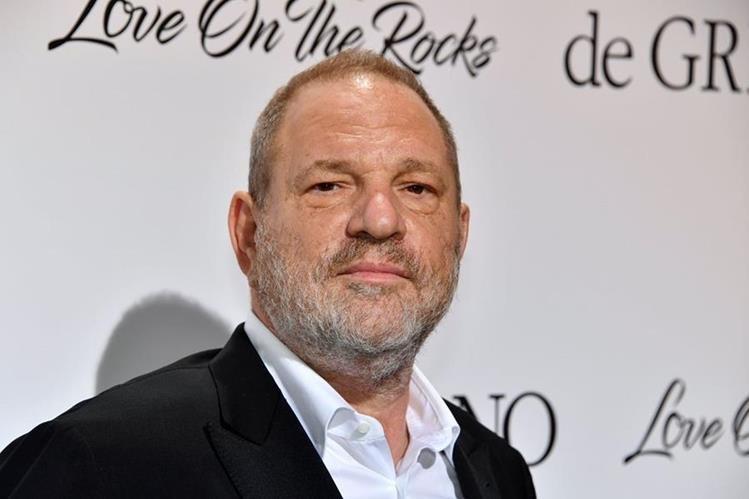 El productor de cine Harvey Weinstein enfrenta más acusaciones de abuso sexual (Foto Prensa Libre: AFP).