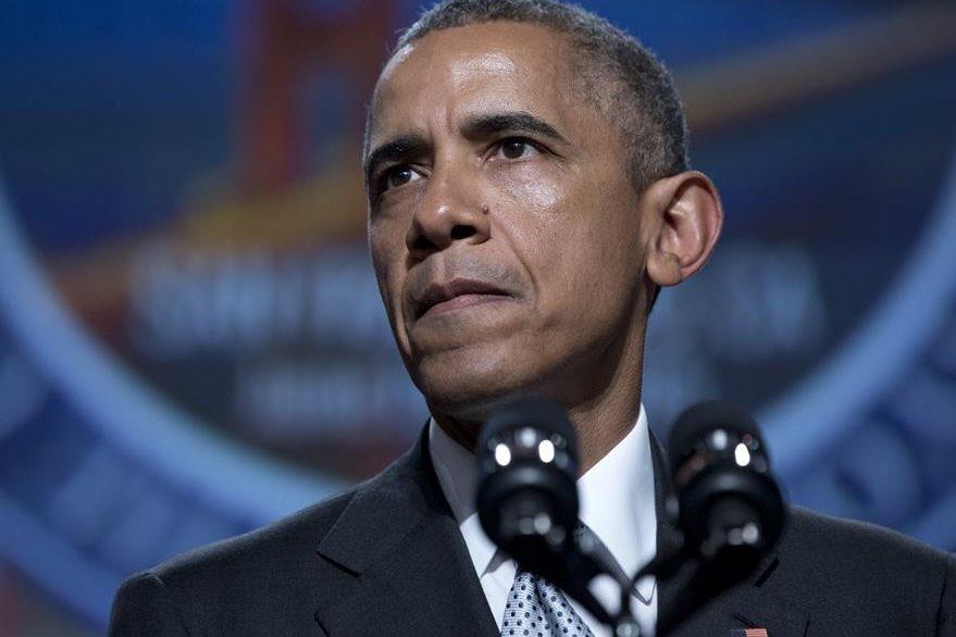 El presidente Barack Obama, confirmó su asistencia al funeral del pastor de la iglesia metodista que murió en la masacre en una iglesia de Charleston la semana pasada. (Foto Prensa Libre: AP).