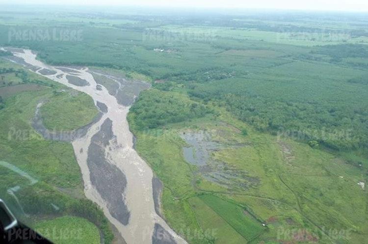 Si las lluvias continúan y mantienen su intensidad podrían verse afectadas las áreas más bajas del sur.