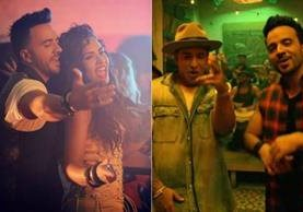 """La canción """"Échame la culpa"""" a 4 mil 157 millones de visualizaciones de """"Despacito"""" en YouTube. (Foto Prensa Libre: YouTube)"""