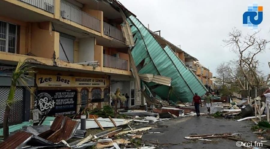 Ante los daños vistos se ha pedido tomar precauciones a los residentes del sur de Estados Unidos.