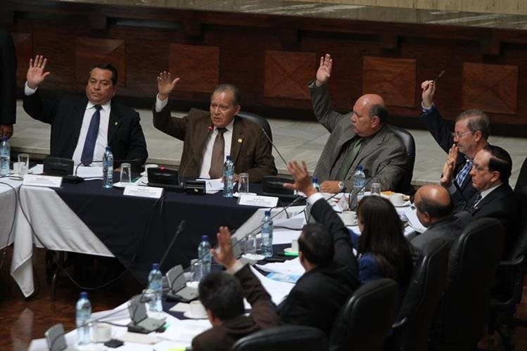 Una comisión postuladora como la de mayo de 2014 elegiría al nuevo fiscal general. (Foto Prensa Libre: Hemeroteca PL)