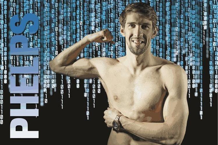 Michael Phelps es a la fecha el mayor medallista olímpico de la historia. (Foto: Hemeroteca PL)