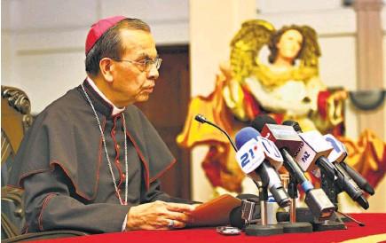 El Obispo Auxiliar de San Salvador, Gregorio Rosa Chávez, será nombrado Cardenal, según anunció el Papa Francisco. (Foto, Prensa Libre: La Prensa Gráfica)