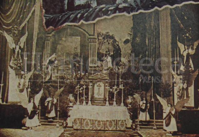 """Las """"jornaditas"""" de Santa Teresa en el año de 1915. (Foto: Hemeroteca PL)"""