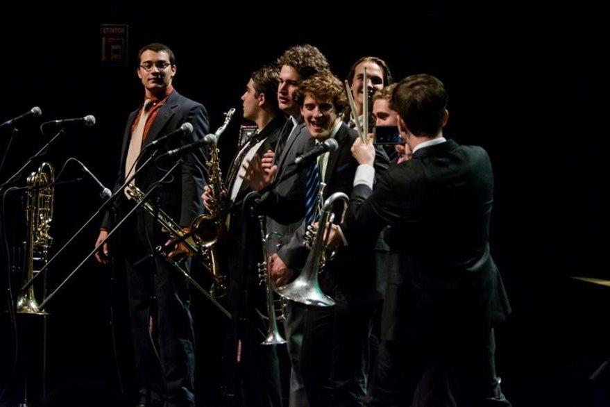 El público guatemalteco disfrutó de un concierto de jazz lleno de energía. (Foto Prensa Libre: Juan Pablo Vicente)