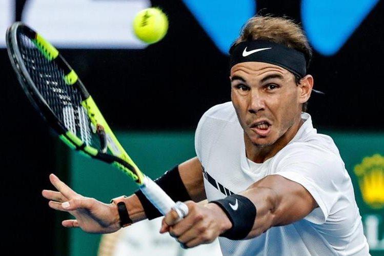 El tenista español Rafael Nadal volverá a la actividad en el torneo de Queen's para preparar el torneo de Wimbledon. (Foto Prensa Libre: Hemeroteca)