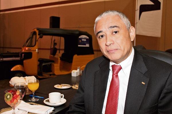 Carlos Corominas Rodríguez es el director regional de productos pymes de Visa. (Foto Hemeroteca PL).