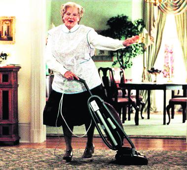 La interpretación de la Señora Doubtfire es uno de los papeles más icónicos de la carrera actoral de Robin Williams. (Foto Prensa Libre: 20TH CENTURY FOX)