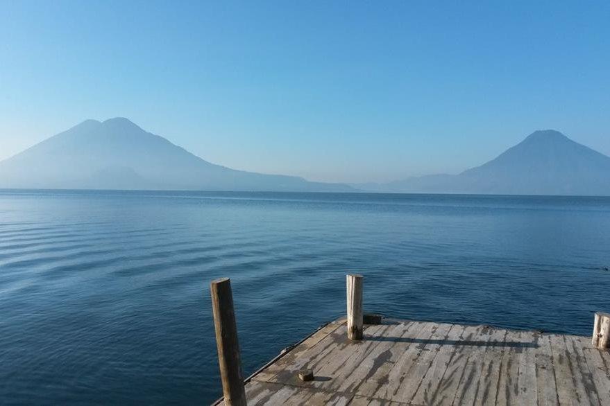 El Lago de Atitlán, en Sololá, es considerado el más bello del mundo. (Foto Prensa Libre: Hemeroteca PL)
