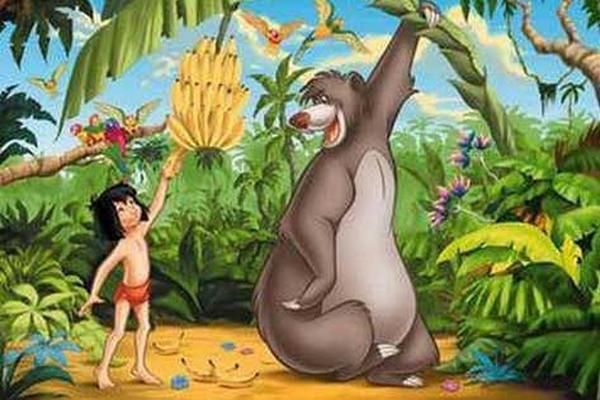 En 1967, Dinsey llevó a la gran pantalla El libro de la selva. (Foto Prensa Libre: ARCHIVO)
