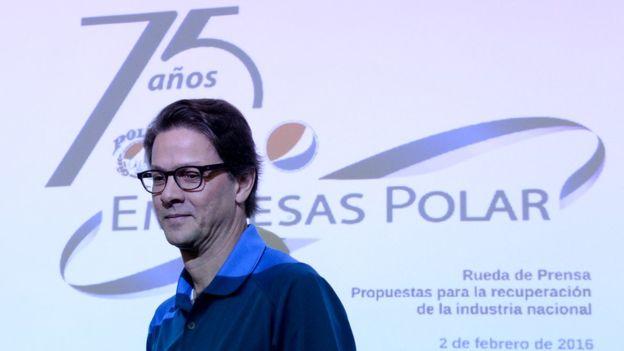 Polar es posiblemente la empresa privada más importante de Venezuela. AFP