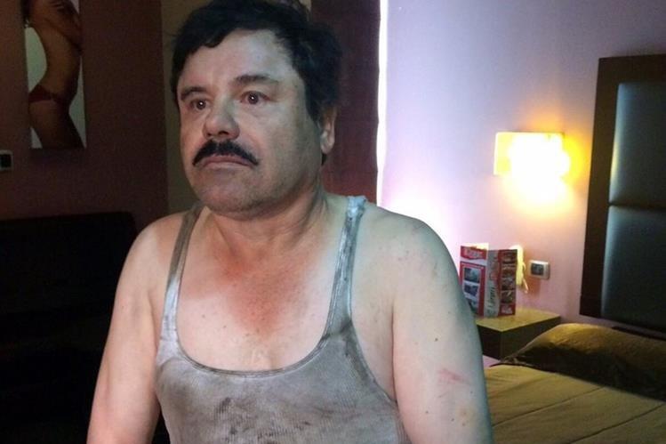 El Chapo Guzmán está en espera de su extradición a EE. UU. (Foto Hemeroteca PL).