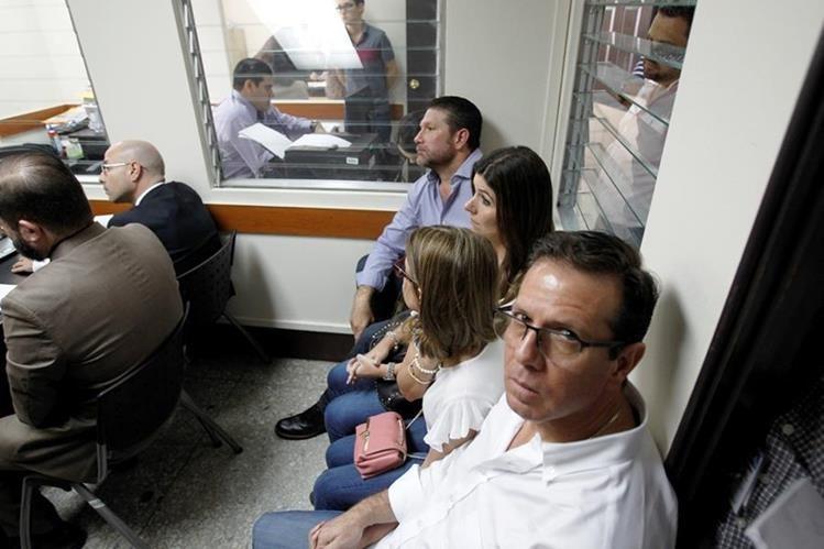 Los hermanos José Estuardo y Francisco José Valdés Paiz, son sindicados por el MP del asesinato de Rodrigo Rosenberg. (Foto Prensa Libre: Hemeroteca PL)