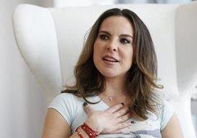 """La actriz mexicana dice que tiene los derechos del filme sobre el capo Joaquín """"El Chapo"""" Guzmán. (Foto Prensa Libre, AP)"""