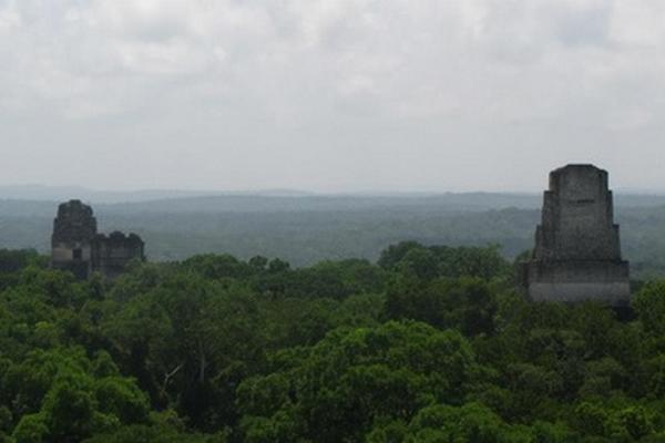 Una de las amenazas que tiene la Biosfera Maya de Guatemala es el cambio climático (Foto Prensa Libre: Hemeroteca PL).