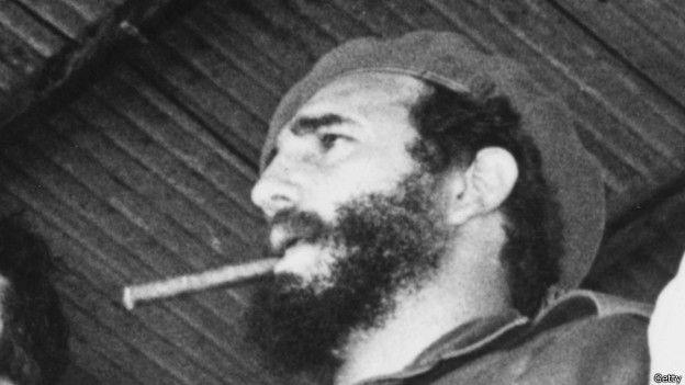 Uno de los supuestos intentos de asesinato incluía un cigarro explosivo.