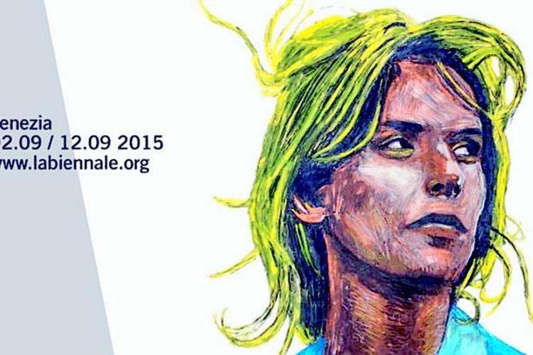 Afiche oficial del Festival de Cine de Venecia 2015 (Foto: Hemeroteca PL).