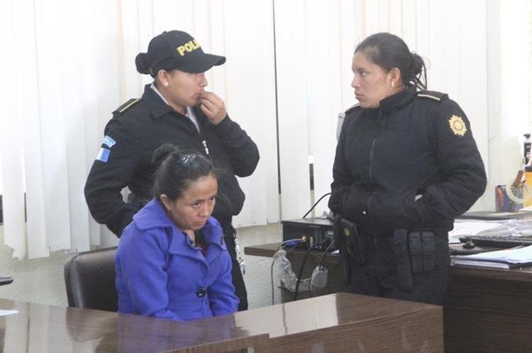 María Margarita Ramos Ramos es originaria de Quetzaltenango. (Foto Prensa Libre: Ángel Julajuj)