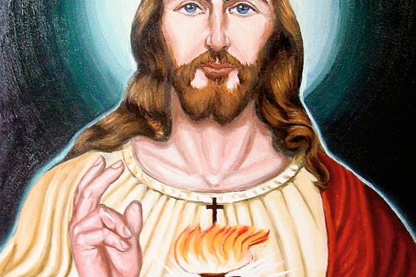 La representación de Jesús en el arte ha cambiado con el pasar del tiempo. La visión de los artistas obedece a la época en que han vivido y a su fe. (Foto Prensa Libre)