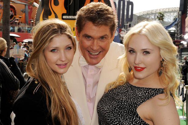 Estas son las hijas que el actor tuvo con Pamela Bach.