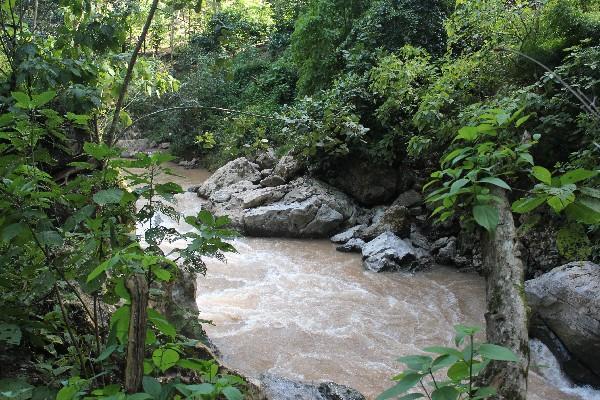 Sector del río Selagua, de Huehuetenango, uno de los tres afluentes cuya cuenca será recuperada por proyecto de Acodihue.