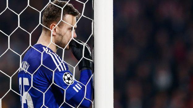 Akinfeev no pudo estar en los únicos partidos que el CSKA no ha recibido goles en la Champions en los últimos 10 años. (Getty Images)