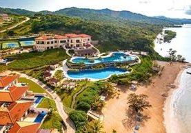 El terreno que Baldetti adquiriría se encuentra en el complejo turístico de Roatán, Honduras. (Foto Prensa Libre: Hemeroteca PL)