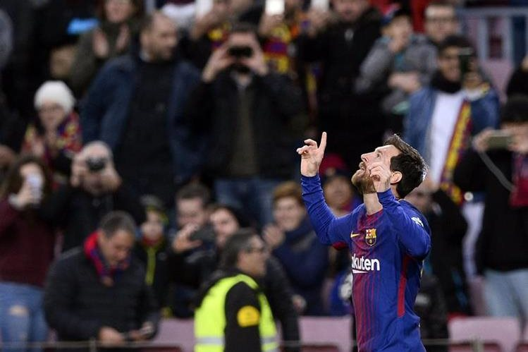 La peculiar suma que da mil goles a Leo Messi
